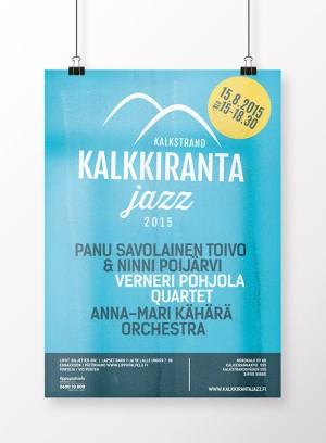 Kalkkiranta Jazz 2015