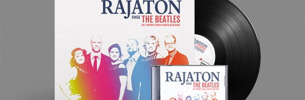 Rajaton sings The Beatles